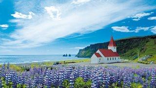 Islands Südküste bei Vik