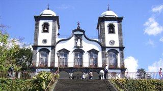 Eine kleine Kathedrale auf Madeira