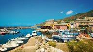 Der Hafen von Bastia