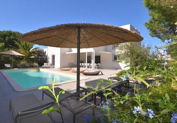 Modernes Ferienhaus auf Korsika mit Privatpool und guter Ausstattung