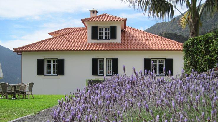 Eine Casa Principal auf Madeira