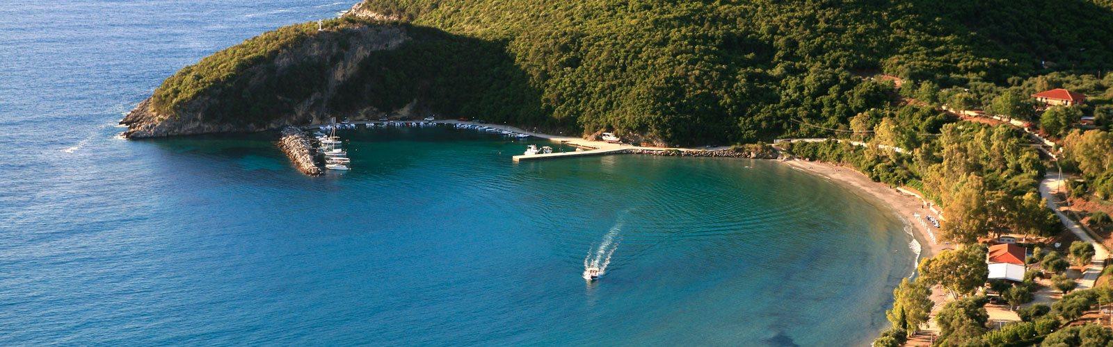 Epirus Griechenland Reisen Parga Sivota Kanali Zagoria